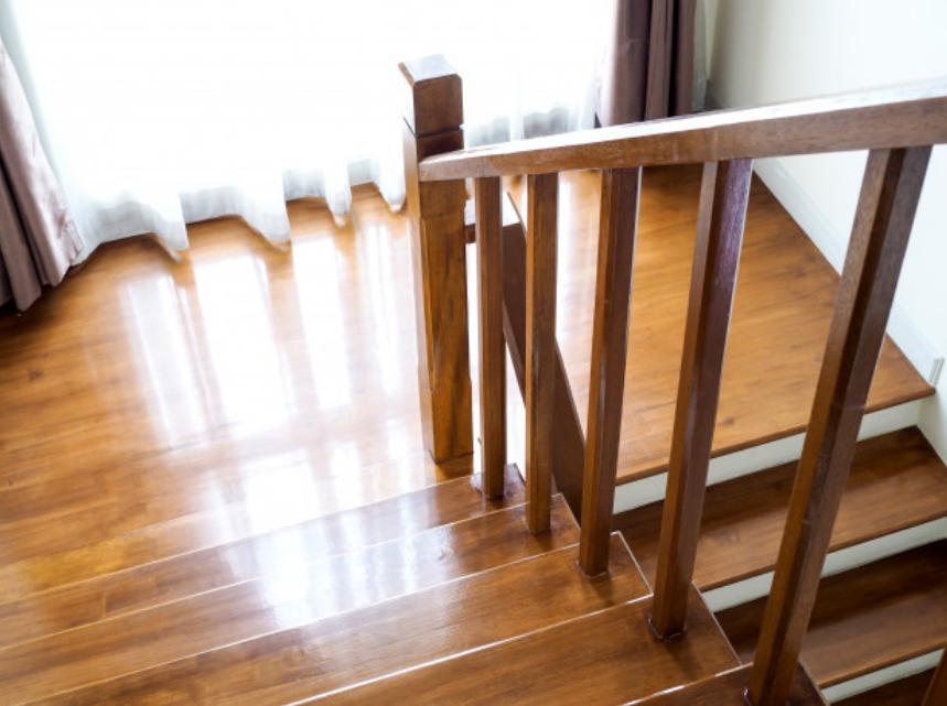 деревянная лестница - виды